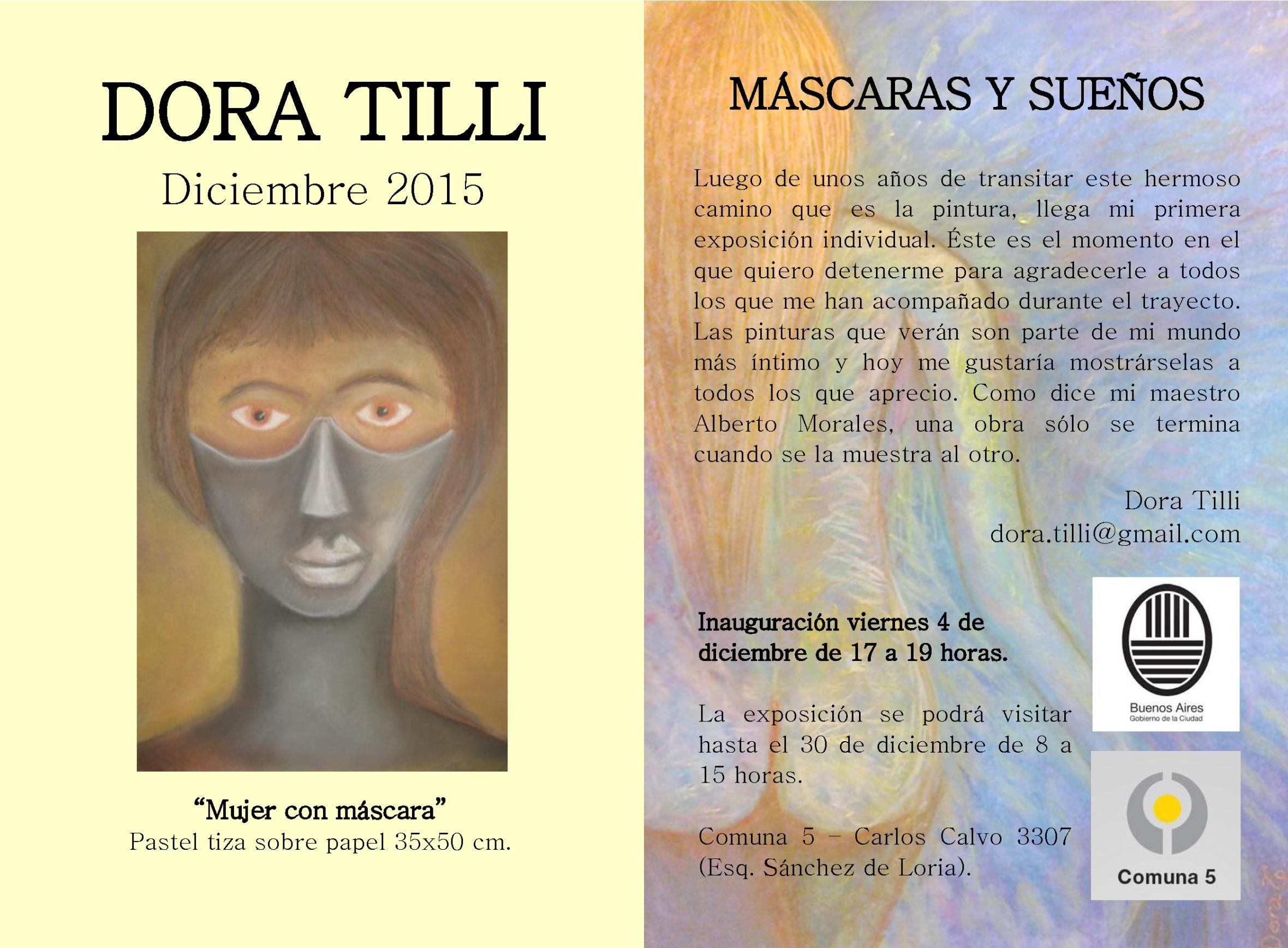 Expo Mascaras