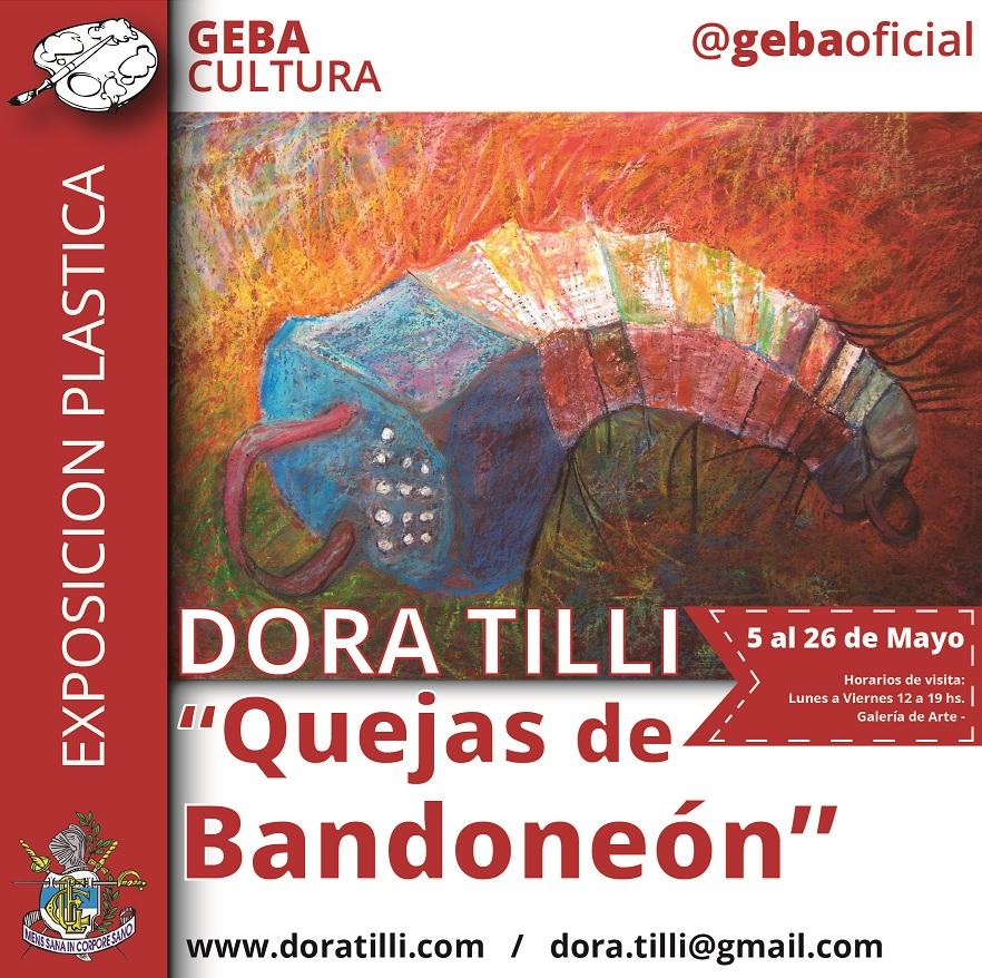 Quejas de Bandoneon - Anuncio